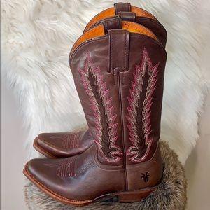 Frye • Willie Western Frye Boots